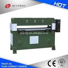 100T CE hydraulic precise four-column sole cutting press machine