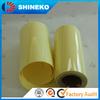 80mic White/clear vinyl sticker paper rolls