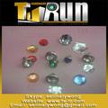caliente la venta de piedras de cristal decoraciones para vestidos de cuero de diamantes de imitación