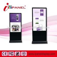 floor stand digital signage HD 1080P
