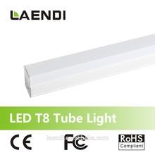 New Design No dark area FCC TUV CE 28W 5 ft T8 led tube light