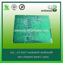 Lead-free HAL PCB Board Creation for DVB