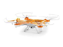 Attop 4channel 2.4g HD camera rc drone with camera