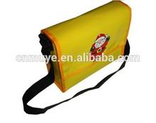 print portable laminated nonwoven shoulder bag