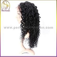 china's alibaba natural human hair full lace wig undetectable wig