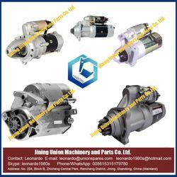 starter motor for Isuzu 3AB1 starting motor 12V 2.2Kw S13111 8944101090 9T-032