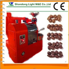 Automatic gas Hot air roaster/Hot air coffee roaster