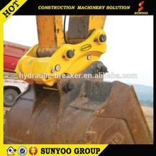 promoção bom material aço hardox sunyoo syqmini mini engate rápido