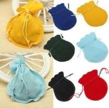 New design velvet bag for gift