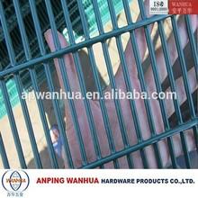 Anping Wanhua--anti climb 358 flat profiled mesh fence