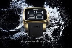 snopow W1 waterproof android watch phone