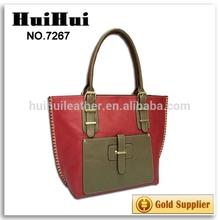 sailer bag metal plate bag shoulder strap bag
