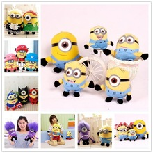 China Wholesale custom Plush doll Talking And Walking Minion despicable me minion plush toy