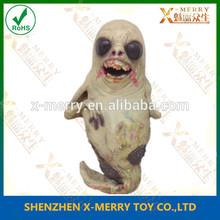 X-MERRY Zombie Skeleton Animal Head Animal Scary Yard Lawn Prop Decor Decoration