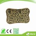 Produttore di porcellana ricaricabile borsa acqua calda elettrica/scaldino della mano, esagono forma cuscino o