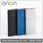 Onan Hot Sale 15600Mah Outdoor Power Bank Portable Charger