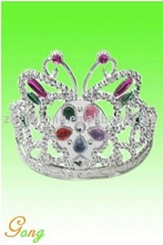 2015 Newest Popular Frozen Royal Crown Decoration For Girls
