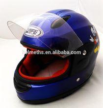 children motorcycle helmet with collar