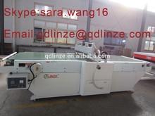 China manufacturer high gloss uv coating machine for sale