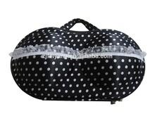 Hot selling fashion portable travel EVA bag bra case