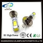 H1 high power auto led bulb car fog lamp