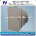 Porta de aço rack de rede/terminal de fibra óptica gabinete/rack 9u rede