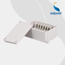 Indoor/Outdoor Use Din Rail Enclosure 83*54*40mm (DS-PG-6P)