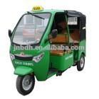 three wheel motorcycle/gasoline passenger auto rickshaw