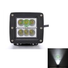 30 degree spot beam 1530LM 4 inch led work light 40w for truck