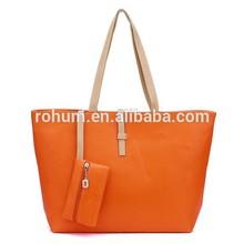 Womens Ladies Korean Leather Hobo Shoulder Handbag Tote Purse Hand Bag