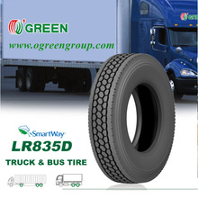 Chinese best quality 11R24.5 all steel tyre for sale with improved formula and structure