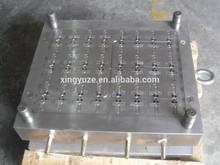 Resin slider injection molds for 48 caves