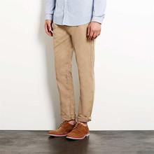 New fashion slim chinos khaki uniform pants