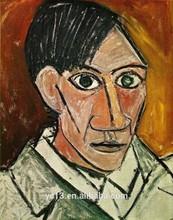 Чисто ручной росписью пабло пикассо картины воспроизведение на холст