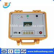 5kv 10kv insulating resistance meter,megger