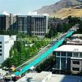 1000ft гигантский всплеск надувные водные горки надувные слайд город