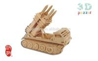 modern PATRIOT MISSILE wooden model,war game model,3D wooden puzzle,kid toys