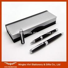 Metal Pen + Roller Pen Set for Presents (VBP001+VRP001+BX009A)