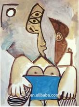 Ручная роспись пабло пикассо картины воспроизведение