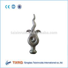 Decorative wrought iron accessories