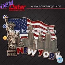 New design Tourist souvenir fridge magnet
