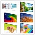 todo el tamaño del aeropuerto de tv o cadenas de tienda de pantalla lcd de publicidad a todo color con
