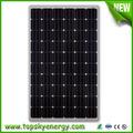 250w mono painel solar, painel solar para o condicionador de ar, cumprir com ce e tuv ul padrão