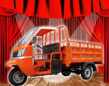 2015 Popular Three wheel motorcycle Cargo tricycle 250cc auto rickshaw price in india with cheap price