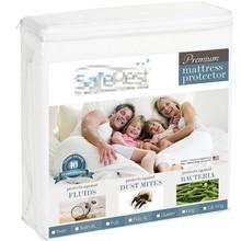 waterproof cotton crib baby mattress cover /mattress protector/mattress encasement