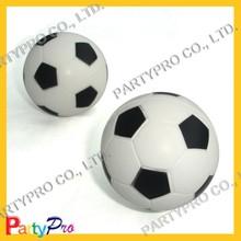 Partypro 2015 New Wholesale PU FOAM 4/5/6.3/7/7.6/10/15/20CM DIA PU/PVC/TPU Soccer Ball Football