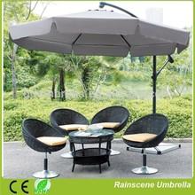 2015 New China Supplier Outdoor Furniture Leisure Patio Umbrella