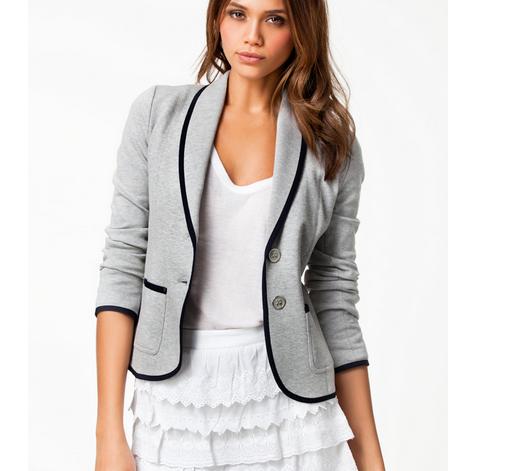 Casual Cotton Blazer For Women 100%cotton Blazer Women Casual