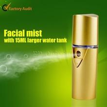 USB Mini Personal Humidifier / Ultrasonic Facial Machine / Nano Facial Mister