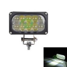 Sleek pc lens spot/flood/combo 30w 10-30v truck light led
